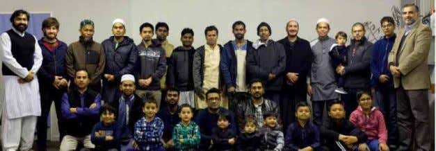 Muslim community in Timaru have started a fundraising drive just over two hours from Christchurch and