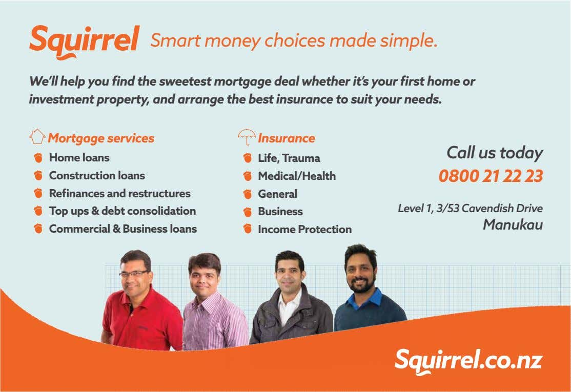Smart money choices made simple. We'll help you find the sweetest mortgage deal whether it's