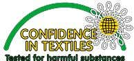 CONFIDENCE IN TEXTILES Tested for harmful substances