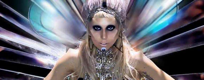 "ANÁLISE EM BORN THIS WAY O single de Lady Gaga ""Born This Way"" introduz os telespectadores"