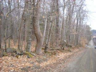Acreage near the lake… 2 acres on a corner lot just a few short miles
