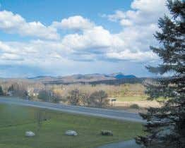 VERMONT GREEN MOUNTAIN VIEWS Enjoy one level living in this immaculate 3 BR, 3 BA