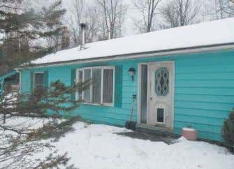 windows, new baths & More! Reduced to $94,900! Great Opportunity! Three Bedroom Ranch on 9+ Acres!