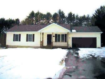 & Wood Heat, Needs Work! Below Assessment @ $140,000! Just Like New! Three bedroom, 1½ bath,