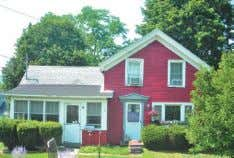 Hoosick Falls. This home welcomes you right from the start. Updated with newer windows, sheet-rock,