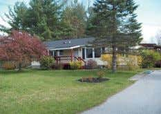 Hoosick Falls. Easy to maintain ranch has replacement wndows, new roof, 3 BR, 2 bath,