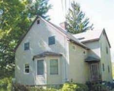 Hoosick Falls. Twenty-year old contemporary in prime location. 4 bedrooms plus office and pool. Large