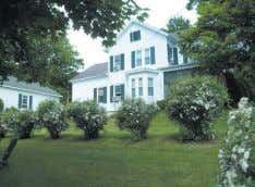 Hoosick Falls. Lovely 1880 home, perched on a corner lot, is a show-stopper inside and