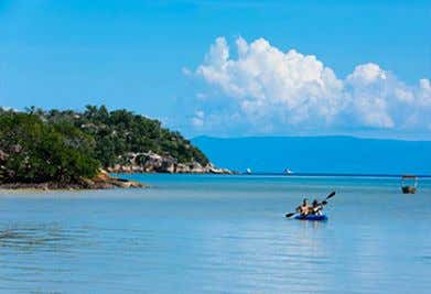 DAY 5 12 DAYS AT LEISURE ORPHEUS ISLAND While on Orpheus Island the following activities are