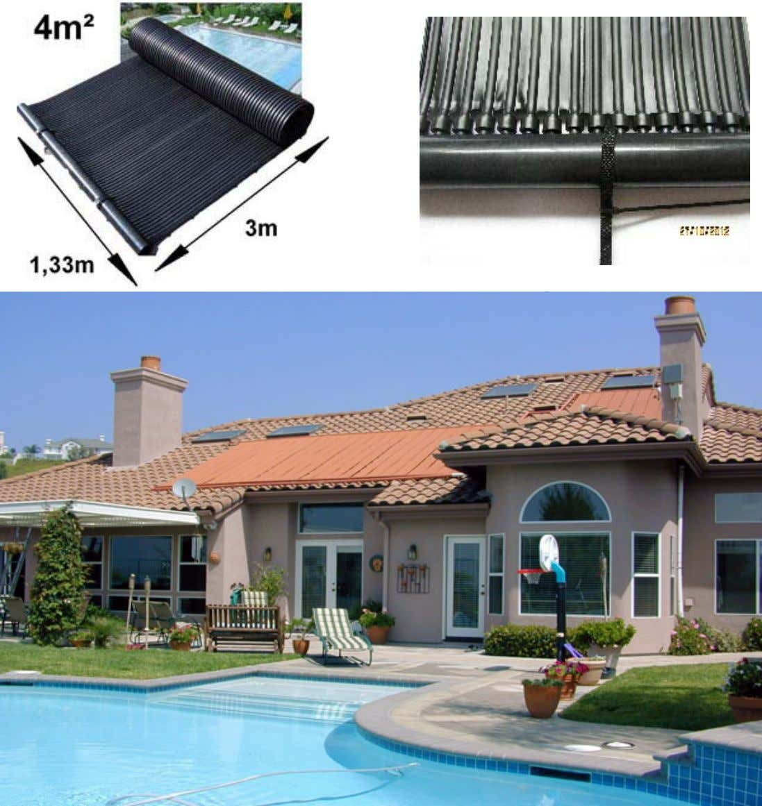 Solar Swimming Pool Heating System Khalid Hazil Al- Harbi Trading Establishment P.O. Box 391299 Riyadh 11365