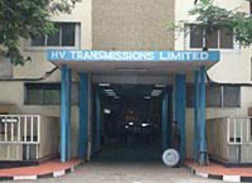 HVTL (SUBSIDIARY OF TATA MOTORS) HV Transmissions Limited is a leading manufacturer of automotive transmissions,