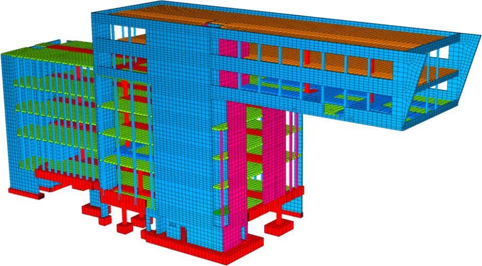 Reinforced and Prestressed Concrete Design according to DIN 1045-1