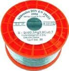 Lead-free Solder Wire Mandatory for lead-free products (Level 2 only). 0772040 NMP Standard Toolkit (V2)