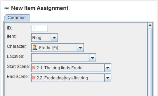 "and ends with the scene ""Frodo destroys the ring"": 2012-07-09 Storybook - Open Source Novel Writing"