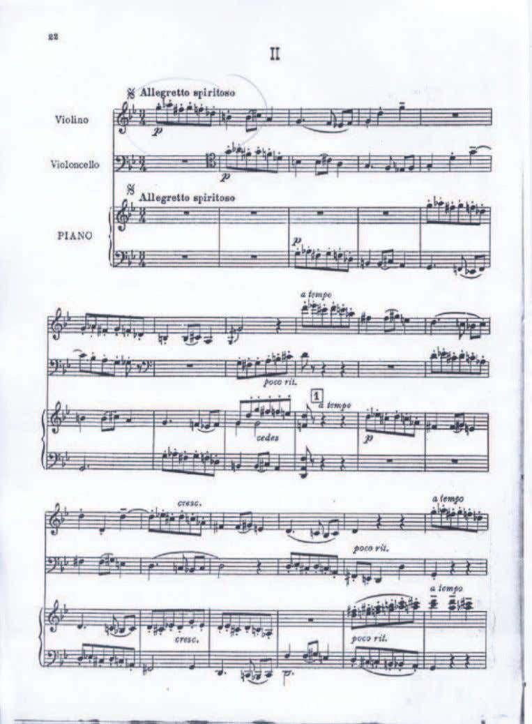 58 – Le piano brésilien Exemple 4 : Trio, section A Section B ( Trio )