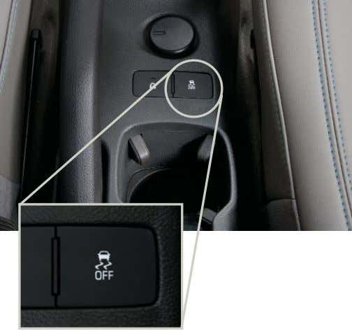turn on automatically every time the vehicle is started. ✦ optional equipment Turning the Systems Off/On