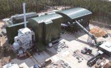 drawings are being created along with related programming. Standardkessel completed a biomass plant A group company