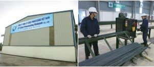 such as producing biomass fuel from PKS and wooden chips. 1 Establishment of JYSP in Vietnam,