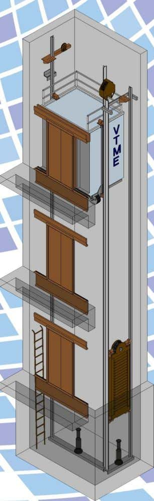 18 Rear Openings - Budget Price – AED 200K Contact us for your BIM Elevator/Escalator project