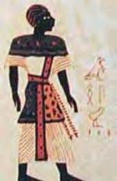 depicted in the Tomb of Rameses III Rtji Ancient Egyptian Ahsu Ancient Nubian The Tomb of
