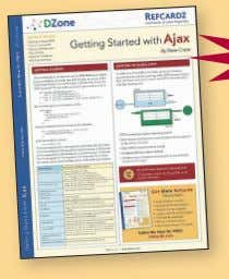 "is a developer's dream,"" says PC Magazine. FREE Getting Started with Ajax Published April 2008 GWT"