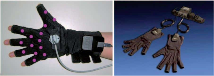 Hand Gesture Recognition Fig. 2.5  CyberGlove II [ 10 ] Fig. 2.6  5DT Motion Capture Glove