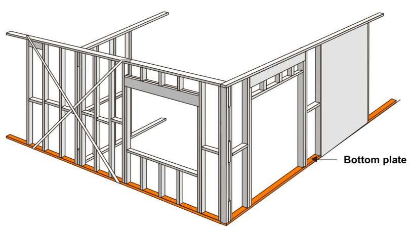 Stud Framing Elements 67 ARBE2100 Week 3 03