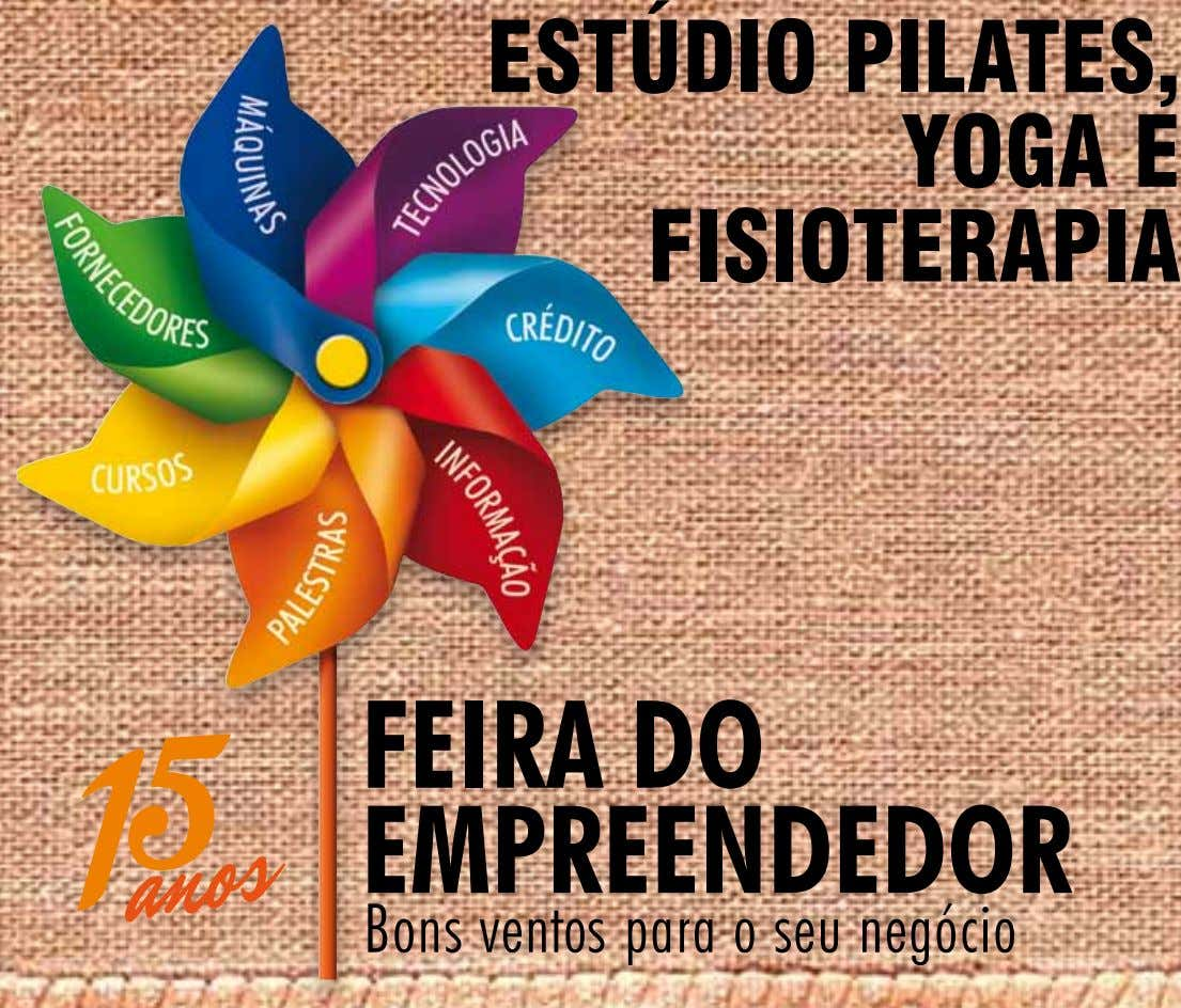 ESTÚDIO PILATES, YOGA E FISIOTERAPIA