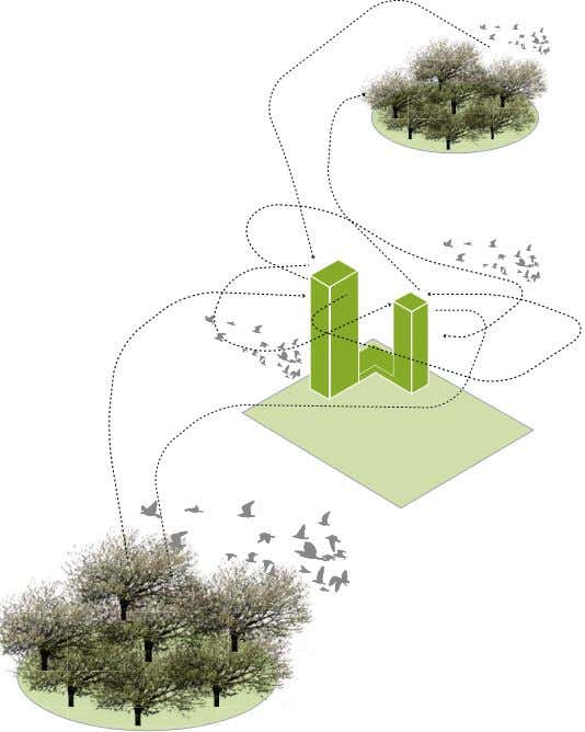 9. VERTICAL FOREST IS AN URBAN SENSOR FOR SPONTANEOUS VEGETABLE AND ANIMAL RE-COLONIZATION. Vertical Forest