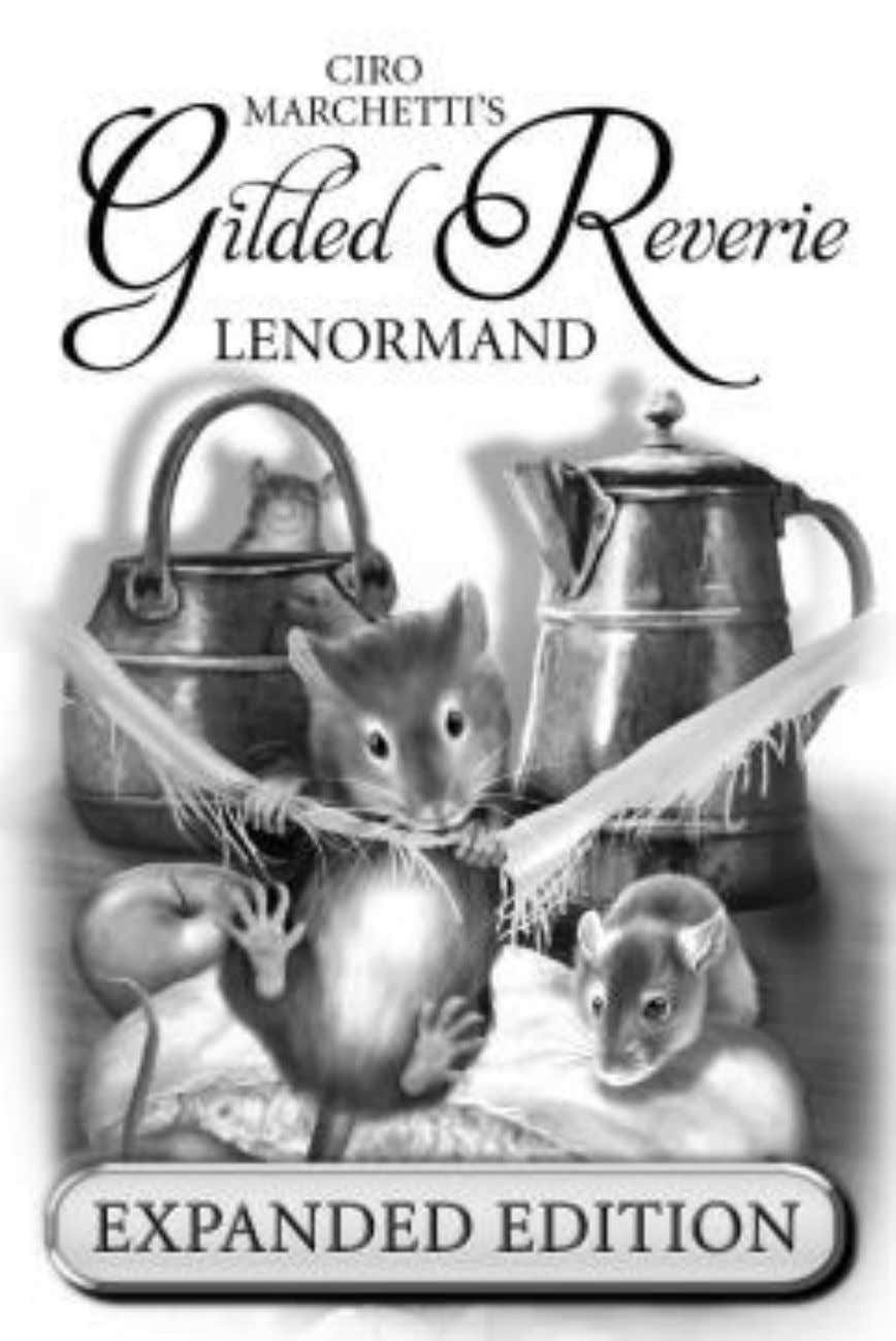 GILDED REVERIE LENORMAND – EXPANDED EDITION 68