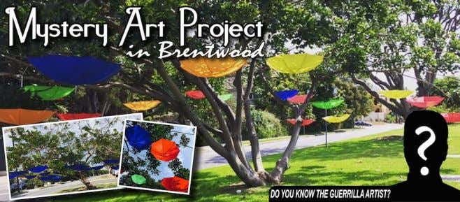 Art Art Shows Shows Up Up in in Brentwood Brentwood On On May May 21, 21,