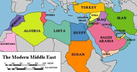 EAST AND ISLAM: Resources availabl e at Lloyd Sealy Library The Middle East is a geographic