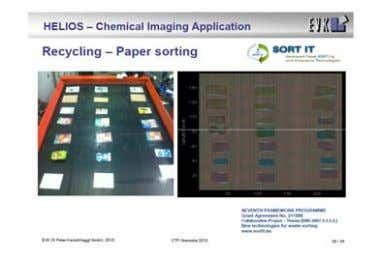 and Recycling, Grenoble, France, 30-31 March 2010 D. Sandu ○ 14 t h PTS-CTP Deinking Symposium,