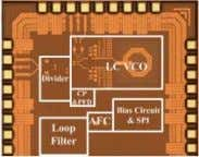 PFD REF External loop filter [Park, Symp. on VLSI '08]   JSSC JSSC This 04 07