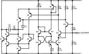 calibrated n Wide operating temperature range n 200˚C overrange n Low cost Schematic Diagram   DS005698-1