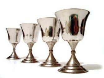 Communion Cups Or Chalices: