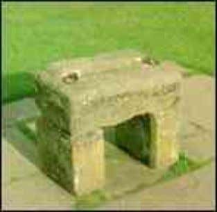 in Westminster Abbey  The Stone of Scone in Edinburgh  Dewhurst: WS 2004/05 Lecture: An