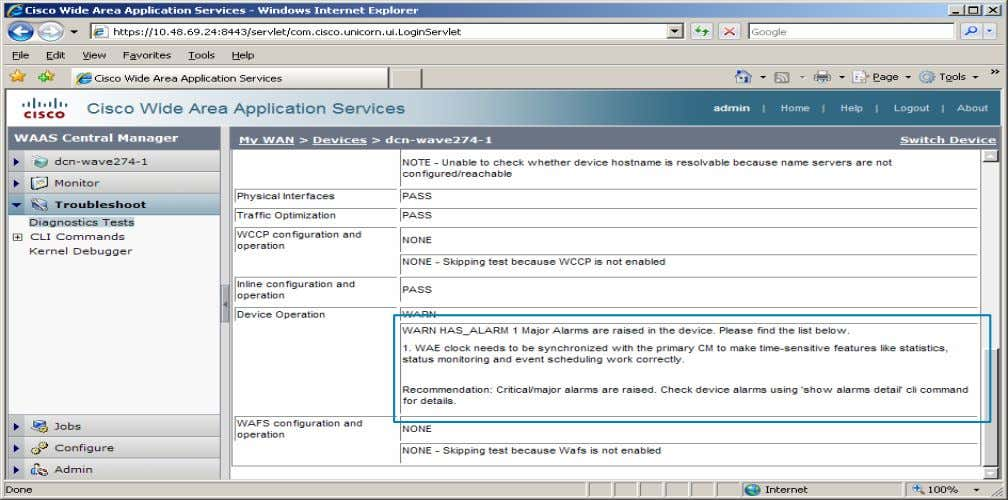 Self Diagnostic Tool BRKAPP-3006 © 2012 Cisco and/or its affiliates. All rights reserved. Cisco Public 8