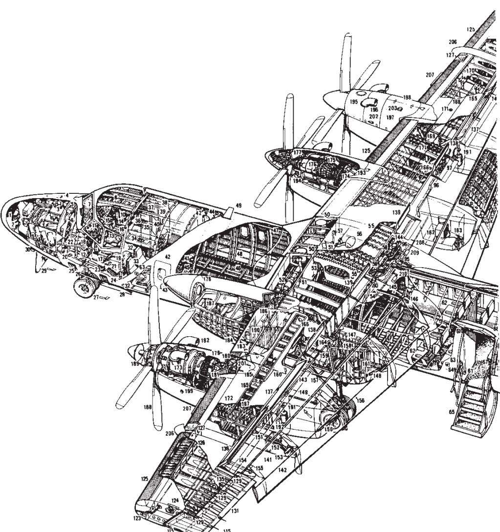 18 Understanding Aircraft Structures Fig. 2.8(b) De Havilland Canada Dash 7. (Courtesy of The de Havilland