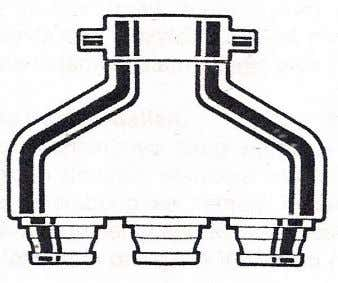 is equipped with 'non-return valve. (See Figure 18). Figure 18 : Collecting Head Suction Strainer To