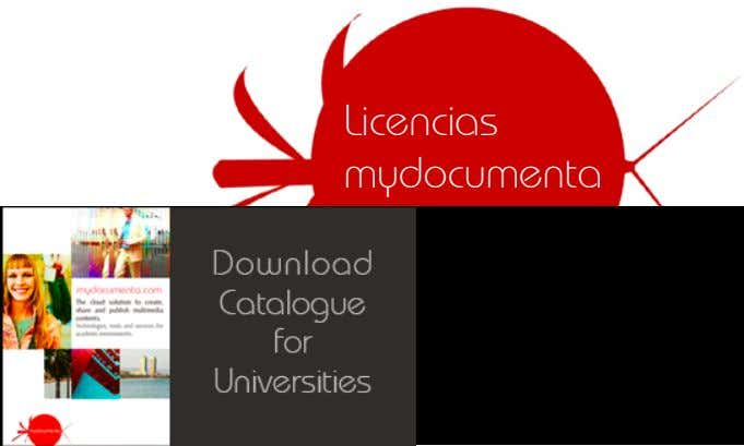 Licencias mydocumenta