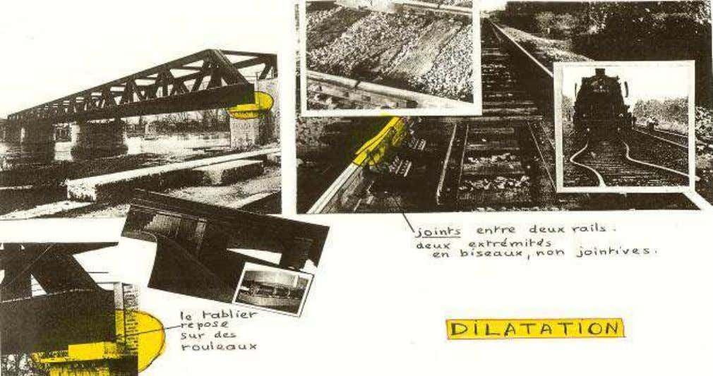 7 / 10 4 DOCUMENTS 4 A Ponts - Rails 4 B Oléoduc en Alaska Construction