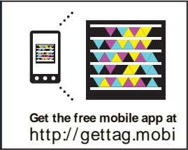 Get the free mobile app at http:// gettag.mobi