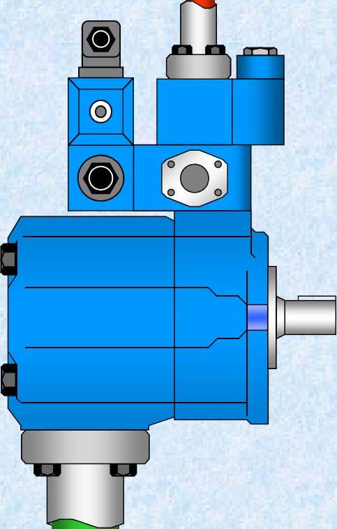 MOUNTING OPTIONS -- FLANGE MOUNTED MOUNTING OPTIONS FLANGE MOUNTED Provides basic pump control Provides basic pump
