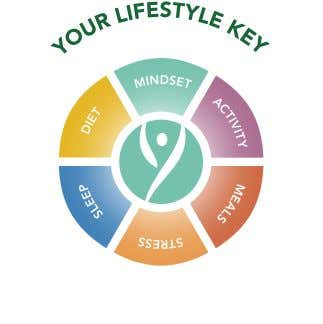 unlock the secrets to your success A customised diagram of your results in 6 areas Your