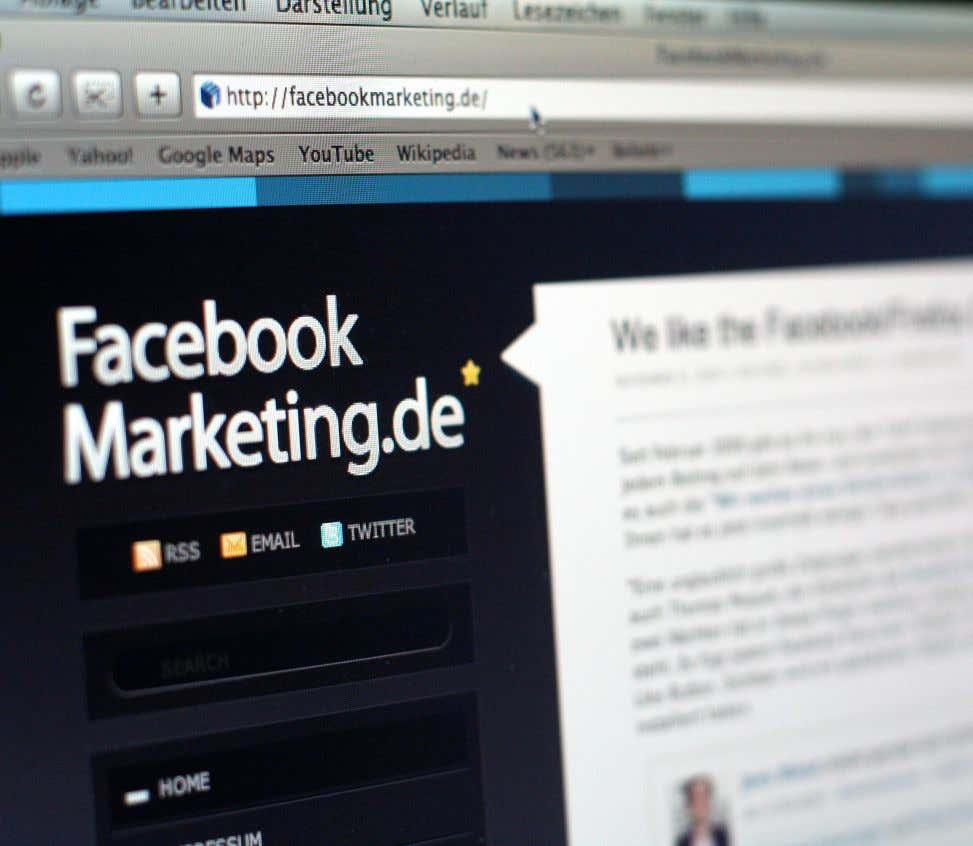 FACEBOOKMARKETING.DE Jetzt Fan werden: facebook.com/marketingde Philipp Roth & Jens Wiese kontakt@facebookmarketing.de