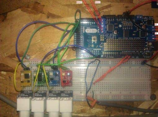 Intro: Arduino system for Biomonstaaar bioreactor This project is the setup for the Arduino Sensor/motor hub
