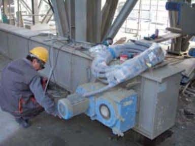 Erection, Commissioning and Maintenance As a part of the Turn-key support, we regularly offer electric erection
