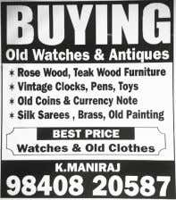 IF IS YOUR ADVERTISE BUYING OLD FURNITURE, ELECTRONIC, A/C, COMPUTER SYSTEM, WASHING MACHINE, FRIDGE, BEAURO, SINGLE