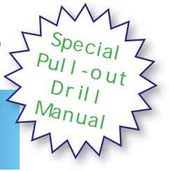Special Pull-out Drill Manual